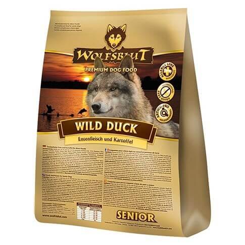 Wolfsblut Wild Duck Senior Ente & Kartoffel