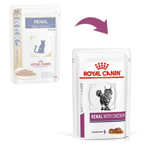 Royal Canin Cat Renal mit Huhn - Beutel