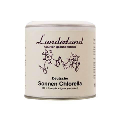 Lunderland Chlorella vulgaris