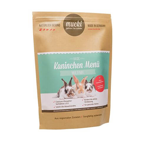 Mucki Kaninchen Menü Multi Mix