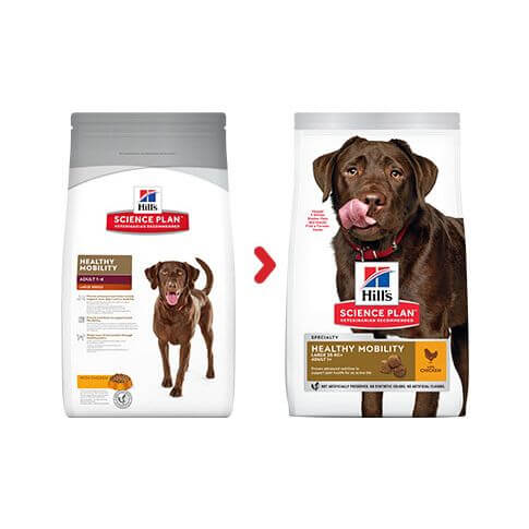 Hill's Canine Adult Large Breed Healthy Mobility Huhn