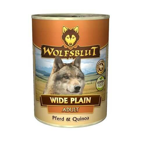 Wolfsblut Wide Plain Pferdefleisch & Quinoa