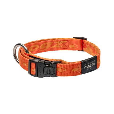 Rogz Halsband Alpinist orange
