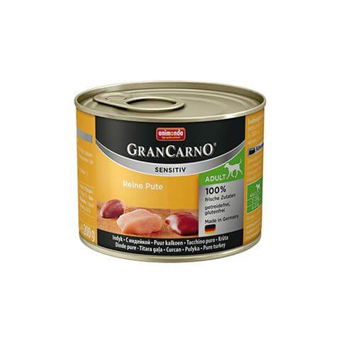 GranCarno Adult Sensitiv mit Pute (pur)