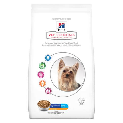 Hill's VetEssentials Canine Mature Adult Senior mini
