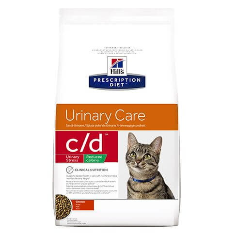 Feline c/d Urinary Stress Reduced Calorie
