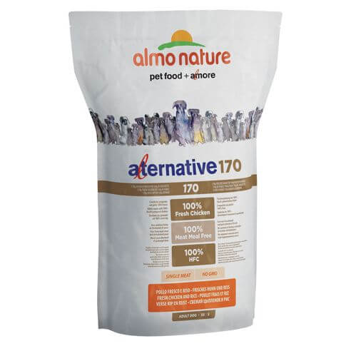 Almo Nature Alternative 170 XS-S Huhn & Reis