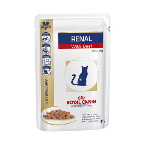 Royal Canin Cat Renal mit Rind