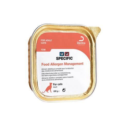 Specific Diet Food Allergen Management FDW