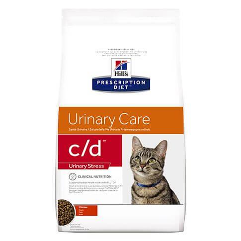 Feline c/d Urinary Stress Harntrakt Huhn