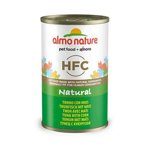 Almo Nature HFC Natural Thunfisch & Mais