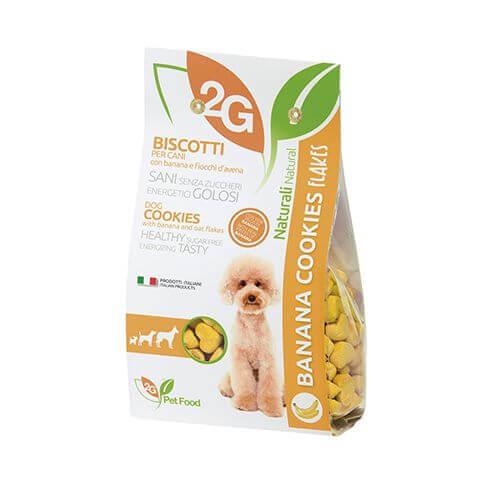 Guidolin Leckerlis Banana Cookies
