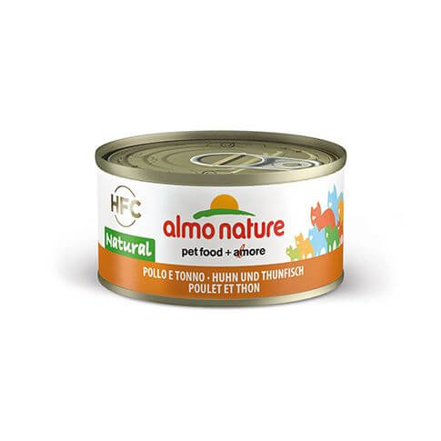 Almo Nature HFC Natural Thunfisch & Huhn