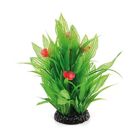 Kunststoffpflanze Fantasy Plant QL grün