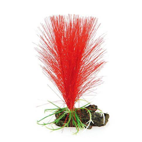 Kunststoffpflanze Fantasy Plant Nano AT rot
