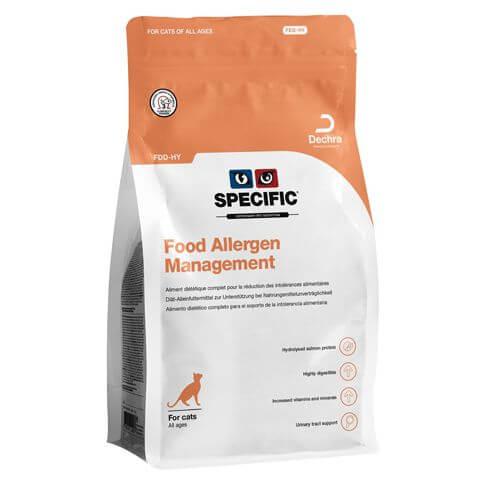 Specific Diet Food Allergen Management FDD-HY