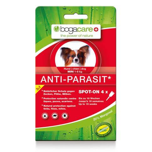 Bogacare® Antiparasit Spot-on Mini
