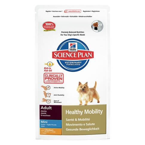 Canine Adult Mini Healthy Mobility Huhn
