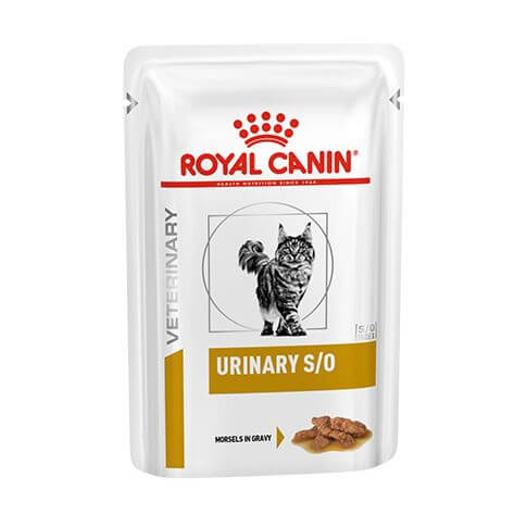 Royal CaninCat Urinary S/O mit Huhn