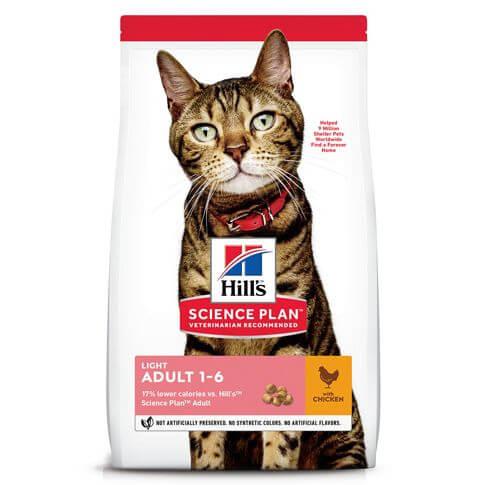 Hill's Science Plan Katze Adult Light Huhn