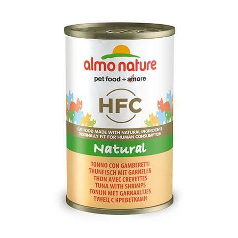 Almo Nature HFC Natural Thunfisch & Garnelen