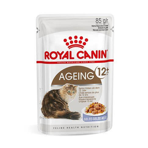 Royal Canin Cat Ageing 12+ Gelée
