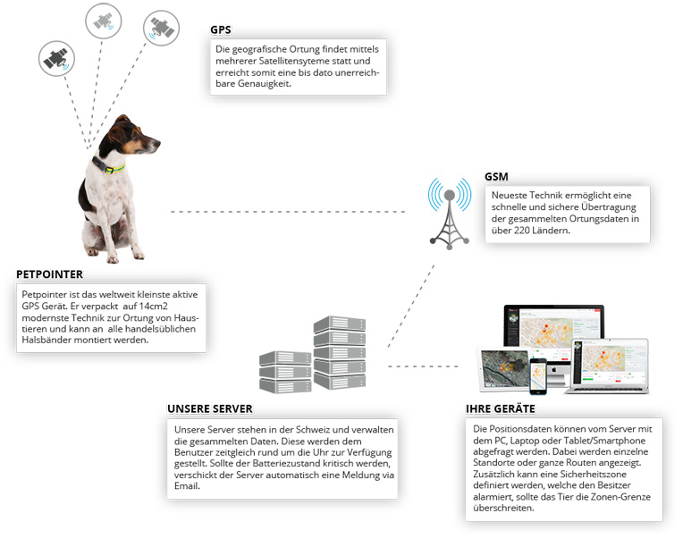 petpointer-gps-tracking-funktionsweise