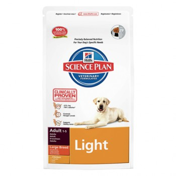 Canine Adult Light Large Breed Huhn